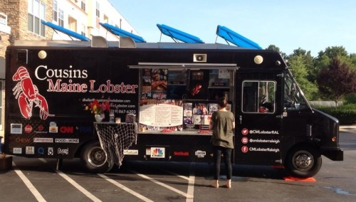 """Food Truck Thursdays"" Kicks off with the Lobster Truck Sept. 3rd"