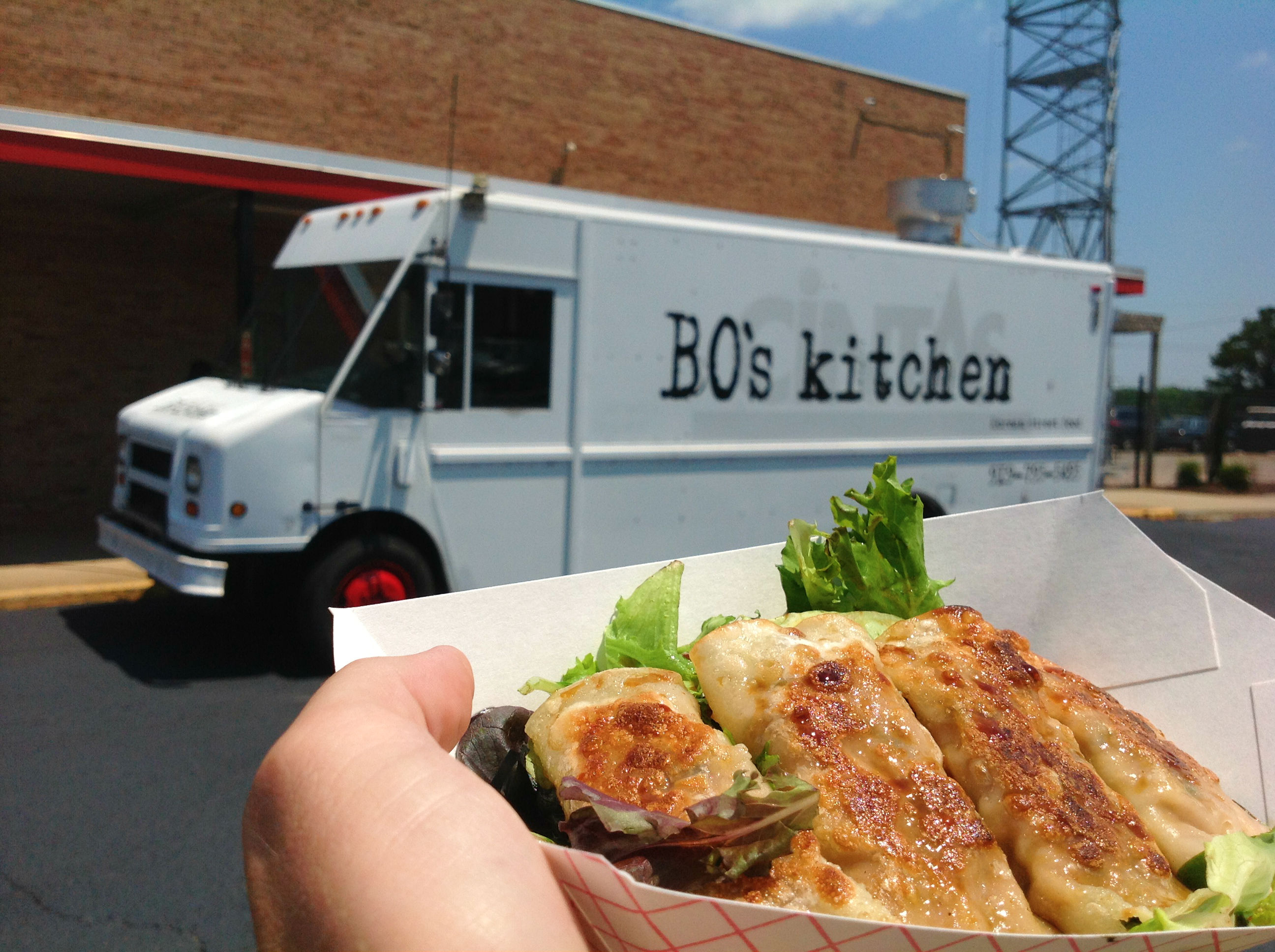 Bos Kitchen Food Truck