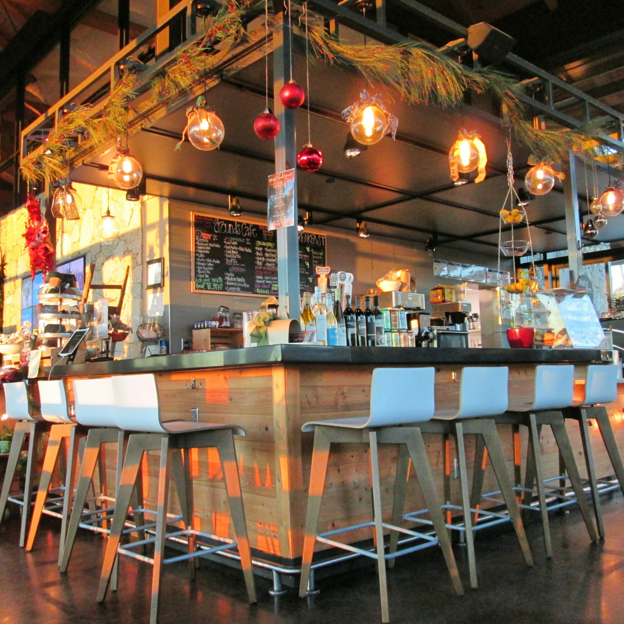 Grounds Café & Raleigh Coffee Company – Building Relationships with ...
