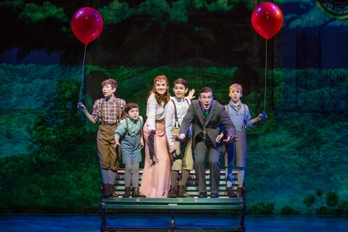 The Cast of Finding Neverland Credit Jeremy Daniel IMG_2418