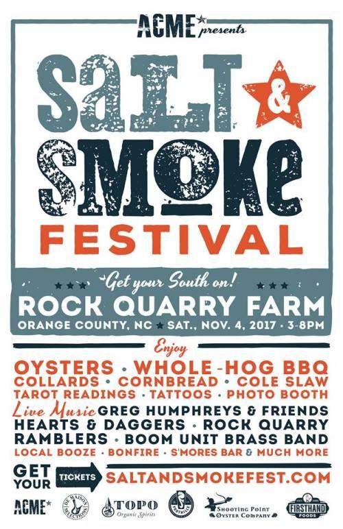 Salt & Smoke Poster