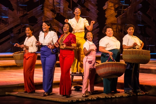 THE COLOR PURPLE Photo 4